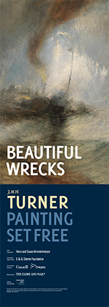 Art Gallery of Ontario - Turner - Brilliant Wrecks
