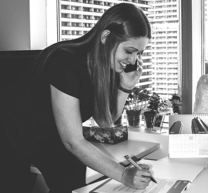 Emily Abrams - Media Coordinator